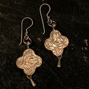 Thomas Mann Techno Romantic Earrings 925 & Bronze